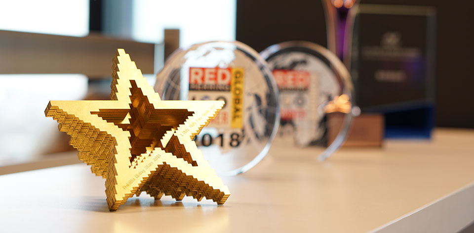 award - gaming job in Berlin