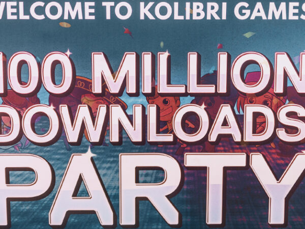 Kolibri Games 100 Million Downloads Party