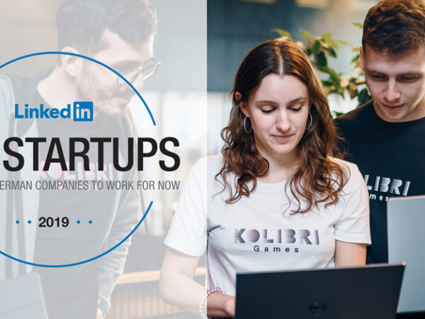 Kolibri Games is one of LinkedIn Germany Top 25 Startups