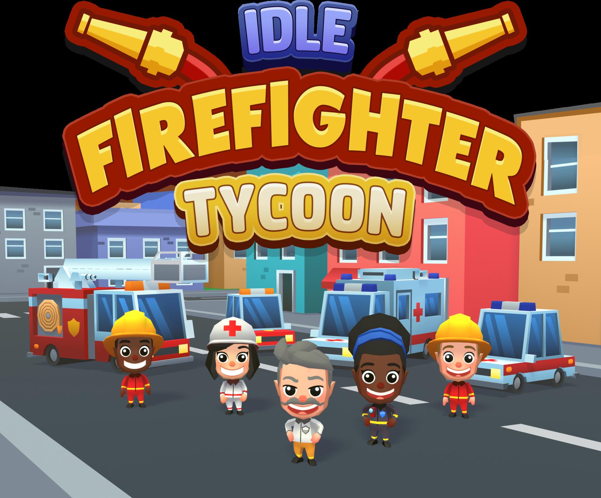 Firefighter Logo v02